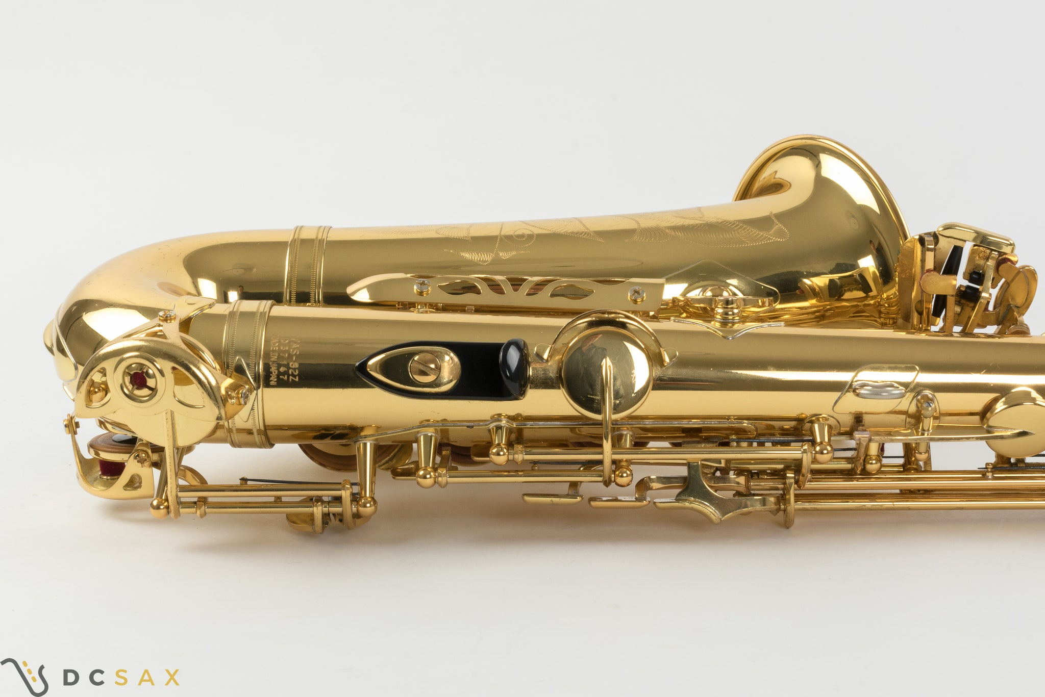 Yamaha Custom 82Z Alto Saxophone, Just Serviced, V1 Neck
