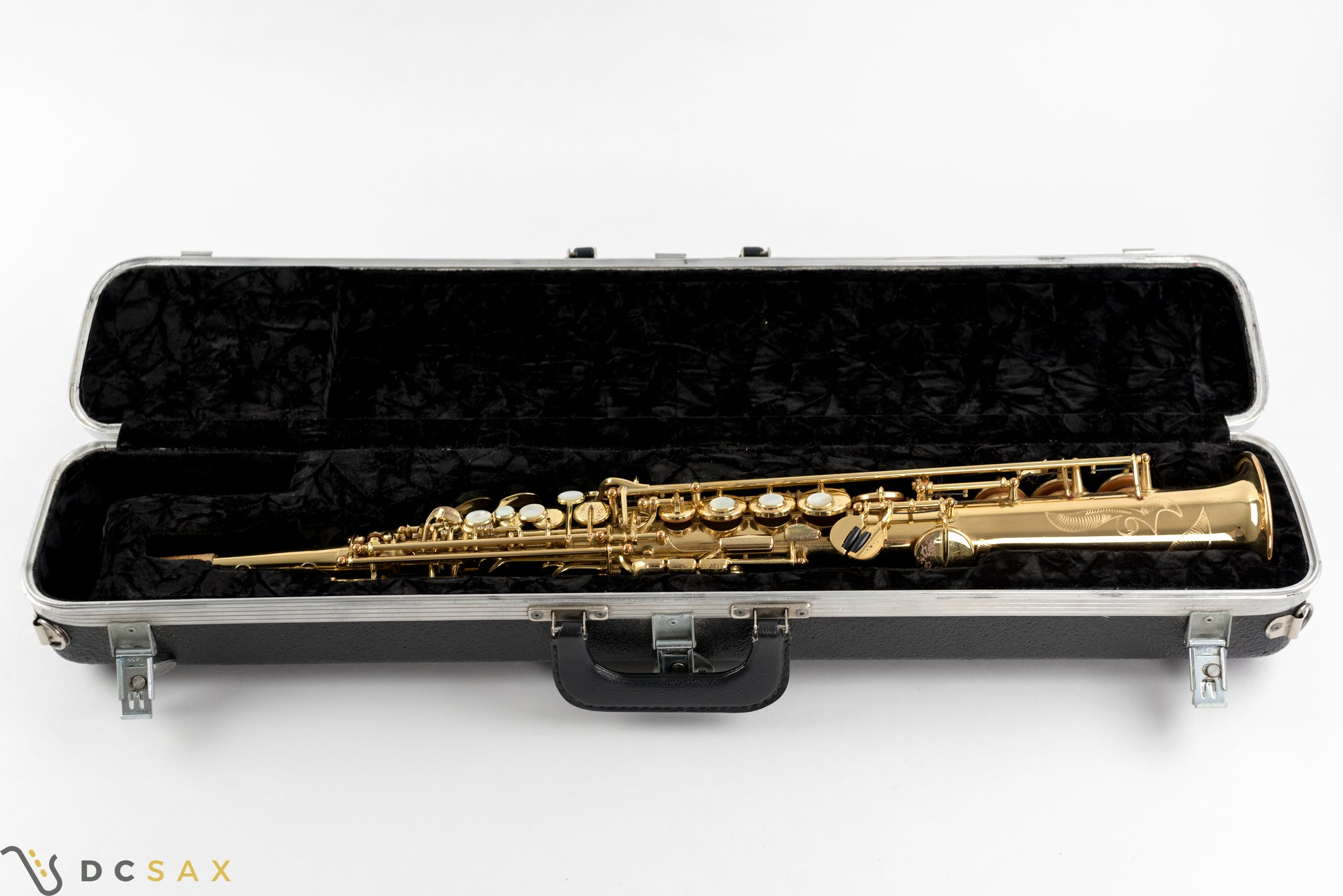 Yamaha 62 Soprano Saxophone, Purple Label, Just Serviced