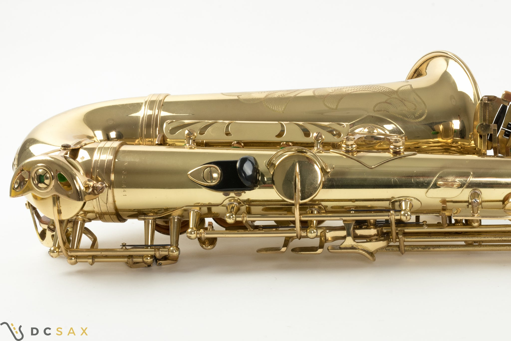 Selmer Super Action 80 Alto Saxophone, Just Serviced, Excellent Condition
