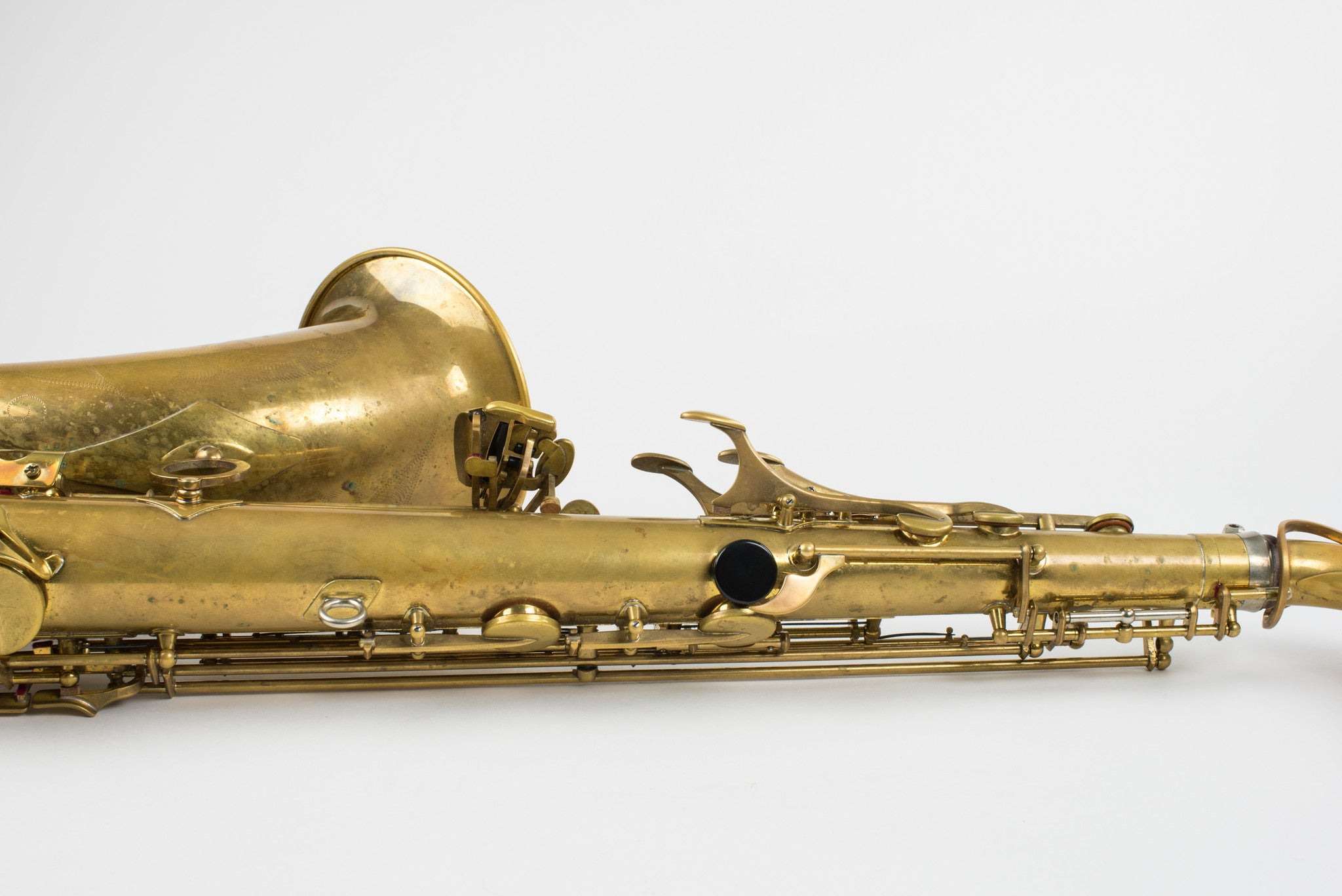 Yamaha Custom 82Z Tenor Saxophone Unlacquered YTS-82ZU C-Series Near Mint!