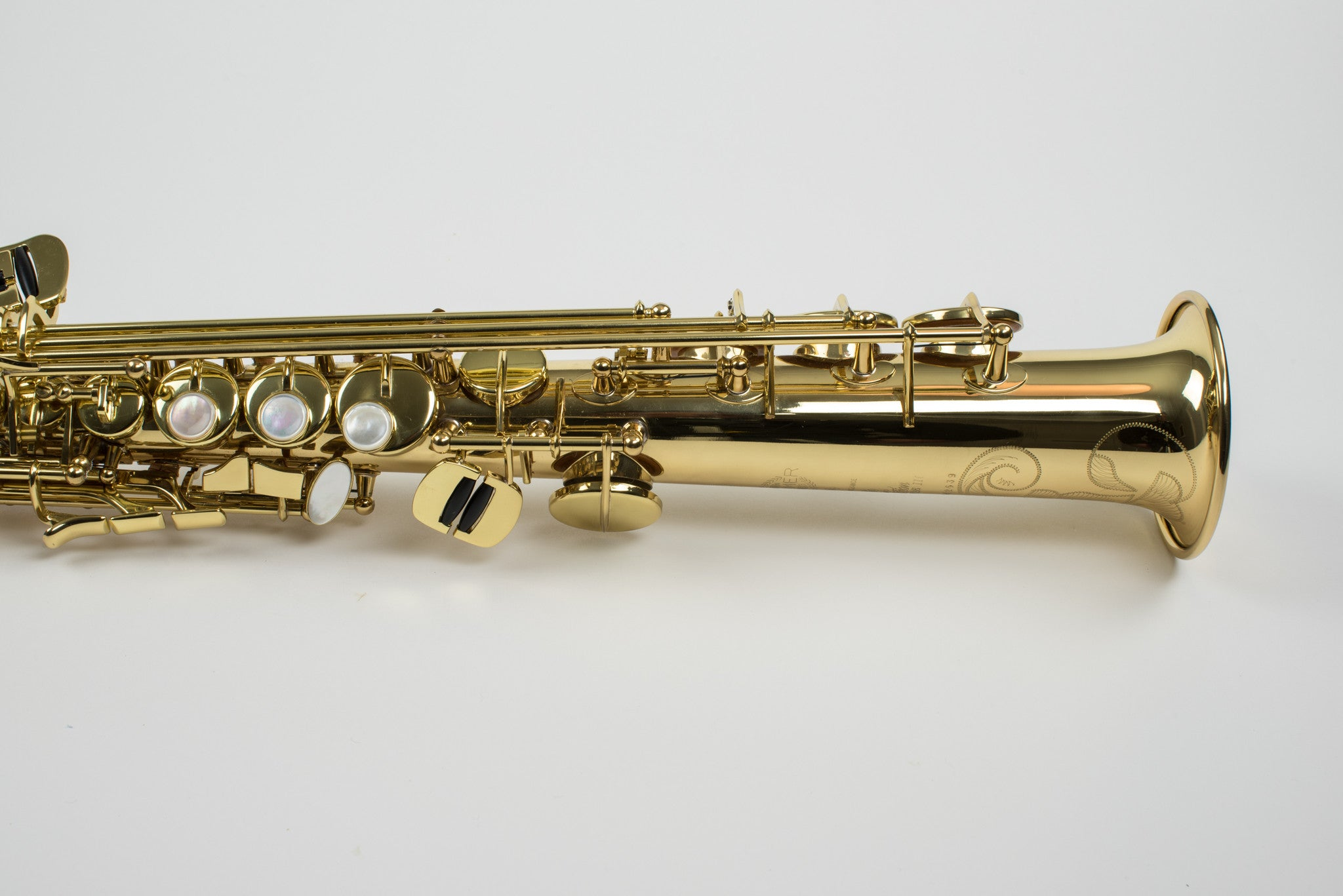 Selmer Series III Soprano Saxophone Near Mint Condition