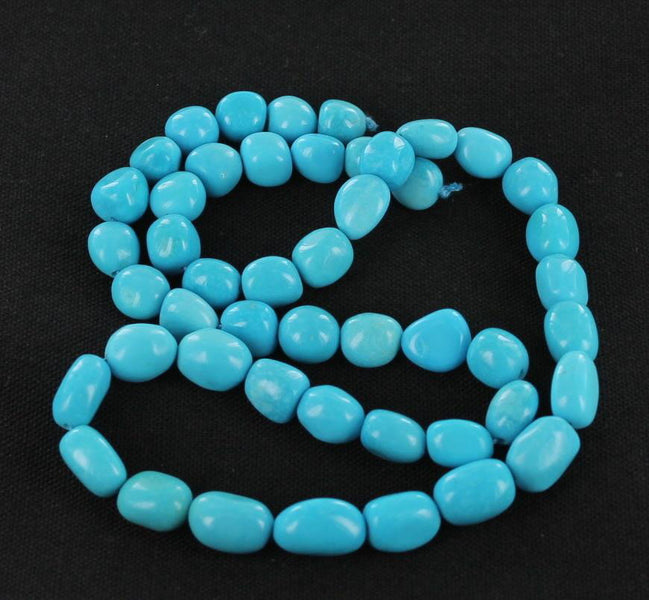 American and Other Turquoise Beads