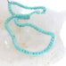 CAMPITOS MEXICAN TURQUOISE Sky Blue Mixed Beads 4.5-6x7mm