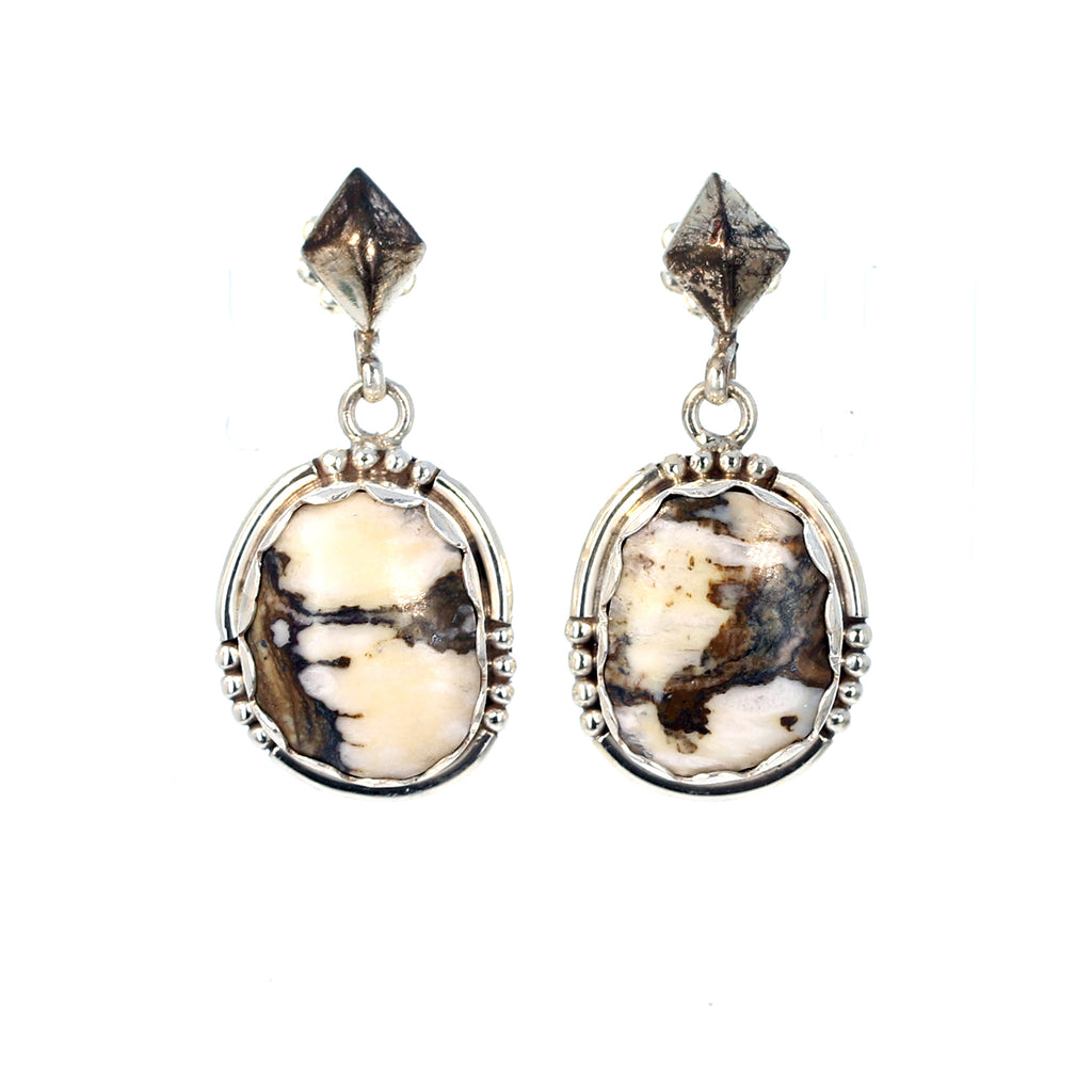 WILD HORSE Earrings Sterling Southwest Design