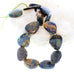 ARIZONA AZURITE BEADS Free Form Large 16""