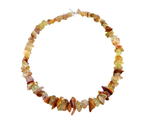 IMPERIAL TOPAZ, MEXICAN OPAL, TOURMALINE MIXED BEADS - New World Gems