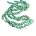 MEXICAN TURQUOISE BEADS Seafoam Green Nuggets 6-8mm