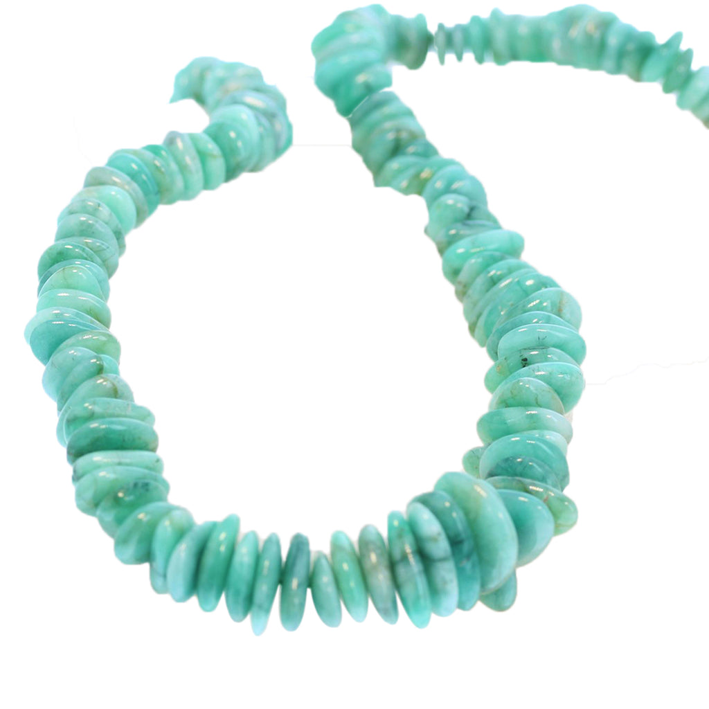 EMERALD BEADS Nuggets 8-16mm Genuine Matrix