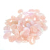 EXQUISITE PINK MORGANITE SIDE DRILLED BEADS 13x16mm