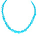 KINGMAN TURQUOISE BEAD Necklace Southwest Elegance