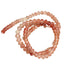 "AAA Oregon Sunstone Rondelle Beads 4-4.5mm 16"" Multi Colors"