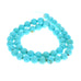 Stunning SONORAN BLUE TURQUOISE Beads Round 8.7mm #2