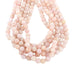 PINK MORGANITE 10mm ROUND BEADS