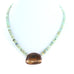 "COLORBACK TURQUOISE Beads Necklace 18"" Southwest Style"