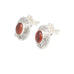 AAA ANDESINE Earrings Sterling Silver Posts