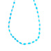 TAOS Necklace SLEEPING BEAUTY Turquoise with Moonstone
