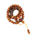 AMBER and IRONWOOD MALA PRAYER BEADS - New World Gems - 3