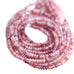 ANDESINE BEADS Smooth Rondelles 3.8mm 18""