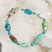 CARICO LAKE TURQUOISE Bracelet Multi Color Southwest #2