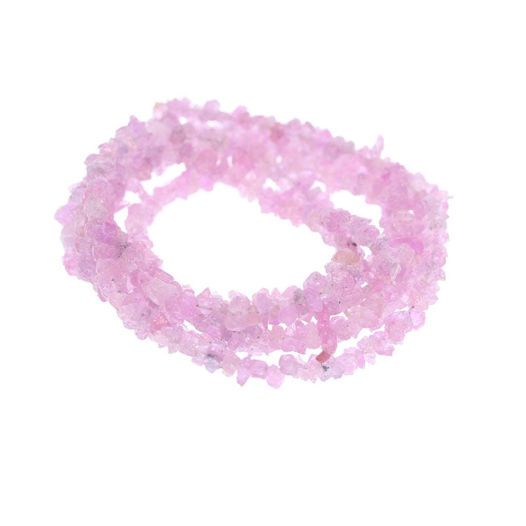 RUBY FREE FORM BEADS SMALL NUGGET