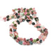 TOURMALINE BEADS FACETED Nuggets 8-9mm