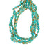 Caballo MEXICAN TURQUOISE Beads Oval Shaped 6x7mm