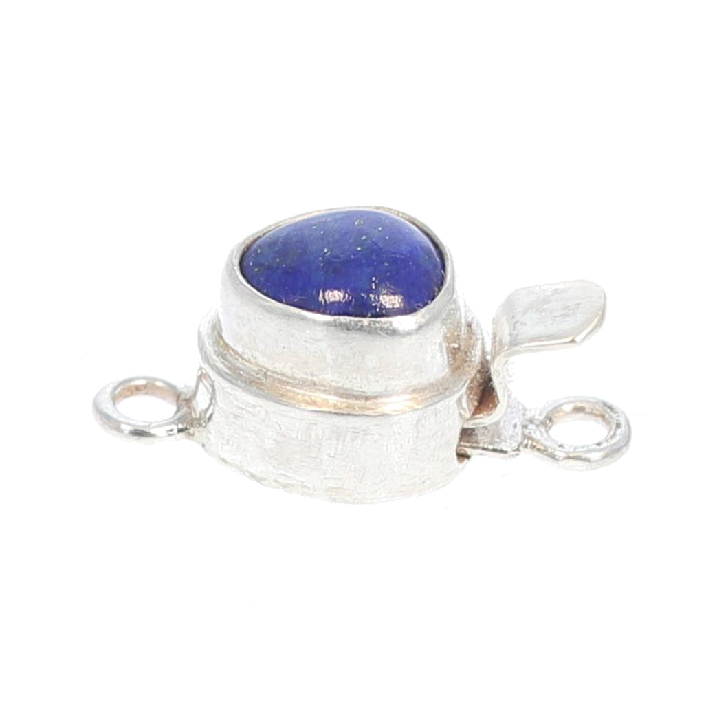 LAPIS CLASP Freeform Classic Design 7mm Sterling