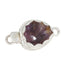 Amethyst Cacoxenite Clasp Super 7 Sterling Large