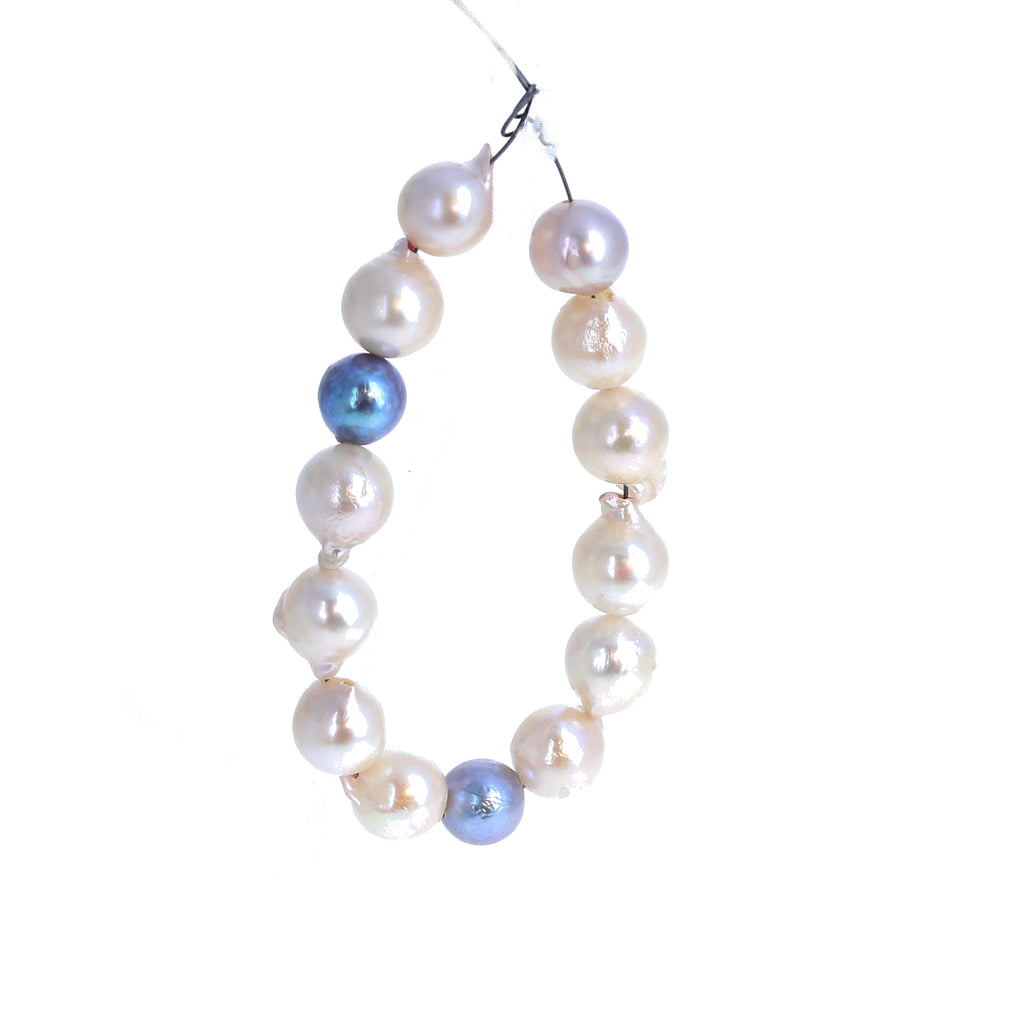 Multi Color AKOYA PEARLS CULTURED 6.7-8mm
