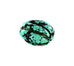 ANTIQUE TIBETAN TURQUOISE Bead Melon Shape 22x21.5mm - New World Gems - 2
