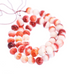 RED SPINY OYSTER Beads Round 7mm 16""