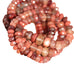 ANDESINE BEADS Faceted Rondelles Multi Color 7-10mm