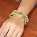GREEN VALLEY TURQUOISE BRACELET 3 STRAND
