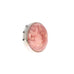 RHODOCHROSITE Sterling 3 Hole Pendant Spacer
