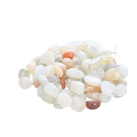 MULTI COLOR MOONSTONE Beads Feldspar Beads Potato 16""