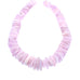 KUNZITE BEADS Large Nugget Shapes 16""