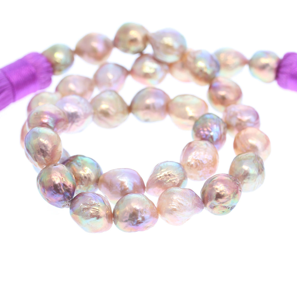 EDISON PEARLS MULTICOLOR 11-16mm