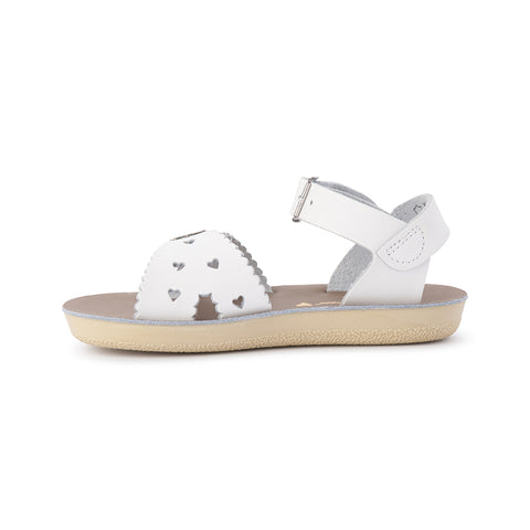 Salt Water Sandals Sun-San Surfer Shiny Yellow