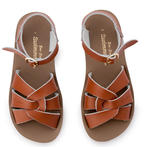 Salt Water Sandals Sun-San Swimmer Mustard