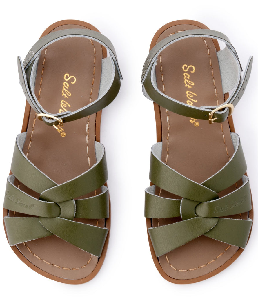 57f64dd68d0a Salt Water Sandals Originals Olive