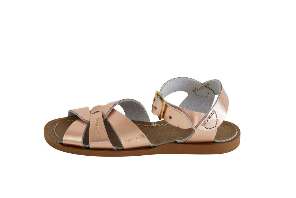 Salt Water Sandals Originals Rose Gold