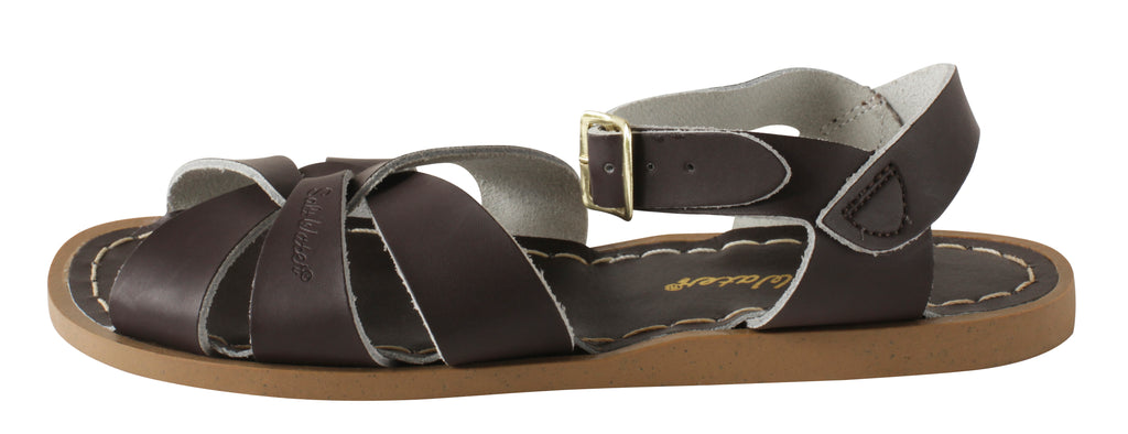Salt Water Sandals Originals Brown