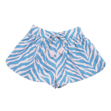 Rock Your Baby Pink Zebra Baby Shorts
