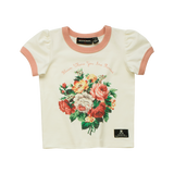 Rock Your Baby French Bloom SS Baby T-Shirt