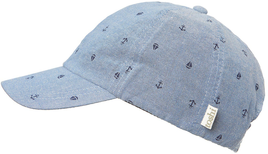 Toshi Cap Cruising Chambray