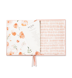 Emma Kate Co. Baby Journal - Petal