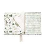Emma Kate Co. Baby Journal - Sage