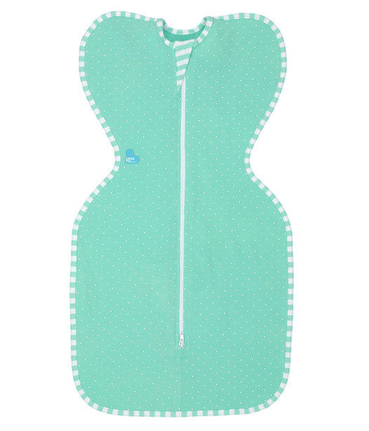 Love To Dream Swaddle Lite Ice Green