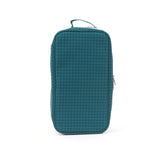 Love Mae Cooler Bag With Ice Brick - Navy Grid