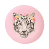 Love Mae 2pk Large Plates - Floral Tiger